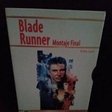 Cine: DVD ORIGINAL.BLADE RUNNER (MONTAJE FINAL). DESCATALOGADO. NUEVO.. Lote 194217870
