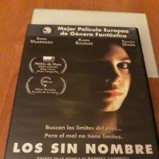 Cine: LOS SIN NOMBRE. COLECCION CINE DE TERROR. Lote 194218828