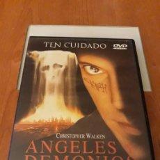 Cine: ANGELES Y DEMONIOS. COLECCION CINE DE TERROR. Lote 194219033