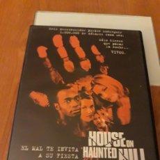 Cine: HOUSE ON HAUNTED HILL. COLECCION CINE DE TERROR. Lote 194220008