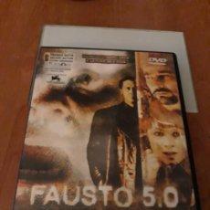 Cine: FAUSTO 5.0. COLECCION CINE DE TERROR. Lote 194220200