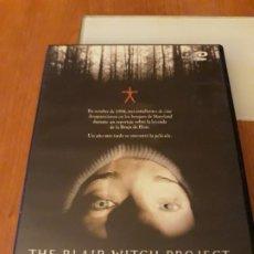 Cine: THE BLAIR WITCH PROJET. COLECCION CINE DE TERROR. Lote 194220536