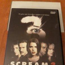 Cine: SCREAM 3. COLECCION CINE DE TERROR. Lote 194220748