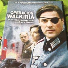 Cine: DVD - OPERACION VALKIRIA. Lote 194233732
