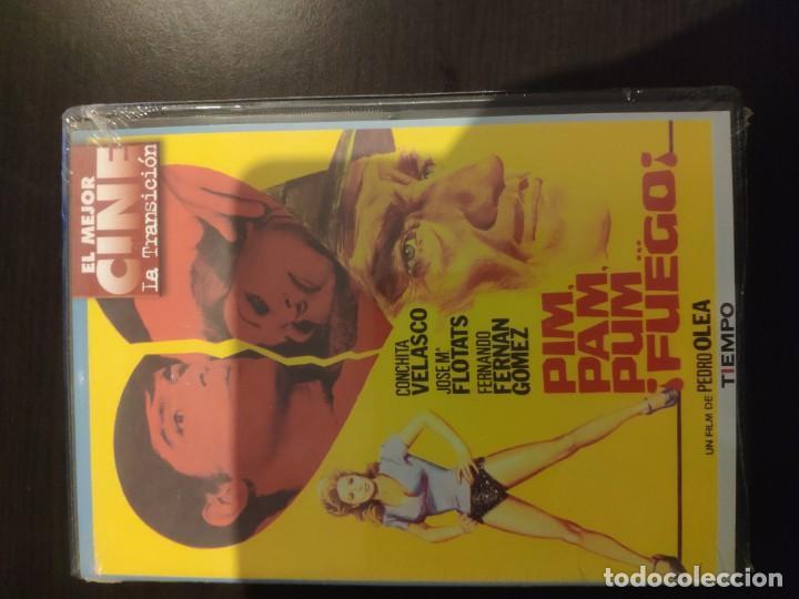 PIM, PAM, PUM FUEGO ( DVD PRECINTADO) (Cine - Películas - DVD)