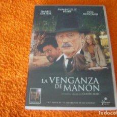 Cine: LA VENGANZA DE MANU /YVES MONTAND - MARAVILLOSA PELICULA DEL CINE FRANCES. Lote 194248426