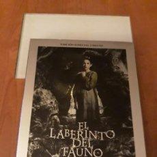 Cine: EL LABERINTO DEL FAUNO. EDICION ESPECIAL .. Lote 194251846