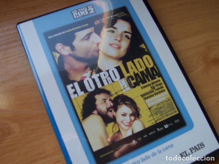EL OTRO LADO DE LA CAMA, DE EMILIO MARTINEZ LÁZARO. COMEDIA MUSICA PELICULA DVD (Cine - Películas - DVD)