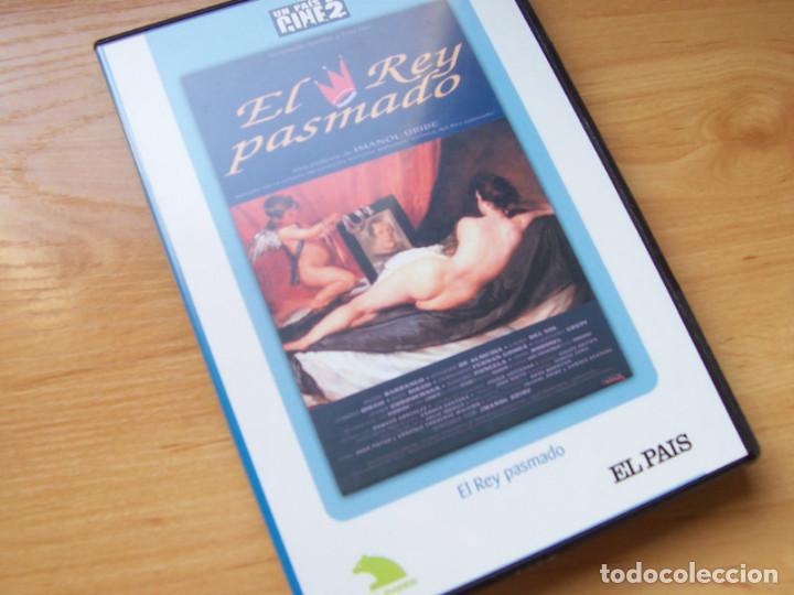 EL REY PASMADO, DE MANUEL URIBE PELICULA DVD 1991 (Cine - Películas - DVD)