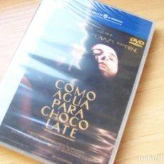 Cine: COMO AGUA PARA CHOCOLATE, PELICULA DVD ALFONSO ARAU 1989. Lote 194252151