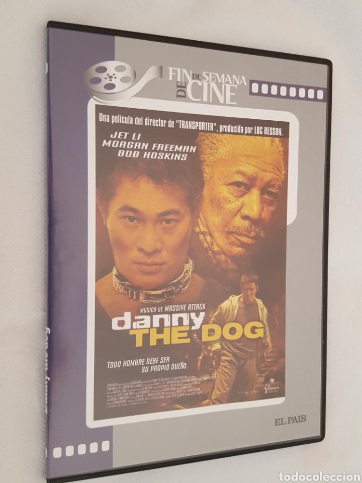 DVD CINE / DANNY THE DOG DE LOUIS LETERRIER / NUEVA, EN CAJA DELGADA. (Cine - Películas - DVD)