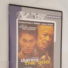 Cine: DVD CINE / DANNY THE DOG DE LOUIS LETERRIER / NUEVA, EN CAJA DELGADA.. Lote 194253236