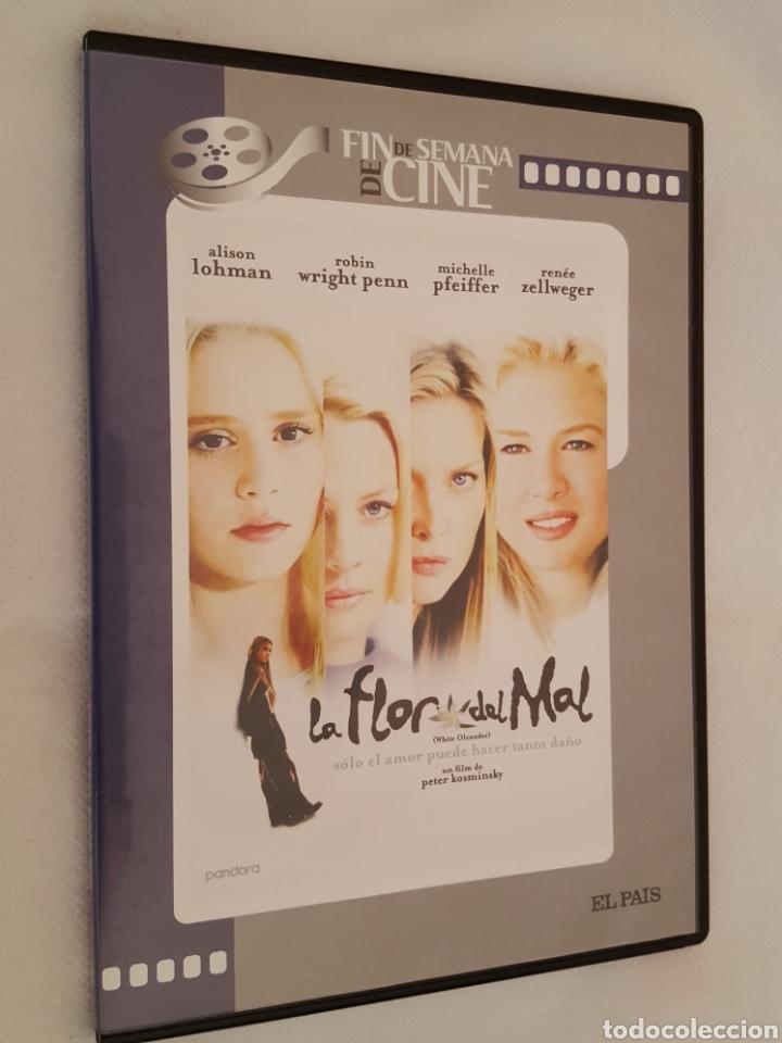 DVD CINE / LA FLOR DEL MAL DE PETER KOSMINSKY / NUEVA, EN CAJA DELGADA. (Cine - Películas - DVD)
