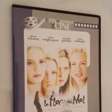 Cine: DVD CINE / LA FLOR DEL MAL DE PETER KOSMINSKY / NUEVA, EN CAJA DELGADA.. Lote 194253318