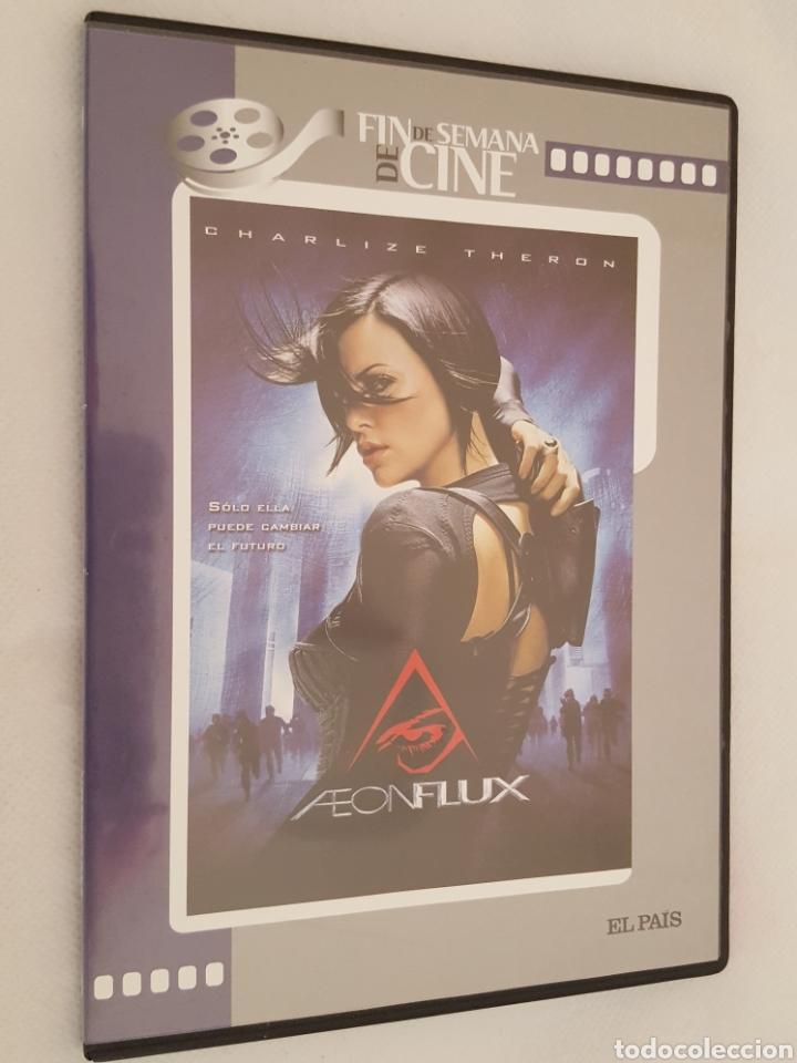DVD CINE / AEON FLUX DE KARYN KUSAMA / NUEVA, EN CAJA DELGADA. (Cine - Películas - DVD)