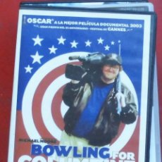 Cine: BOWLING FOR COLUMBINE. Lote 194255966
