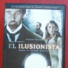 Cine: EL ILUSIONISTA. Lote 194256011
