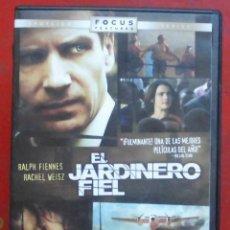 Cine: EL JARDINERO FIEL. Lote 194256032