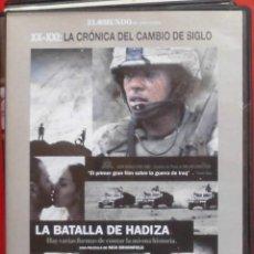 Cine: LA BATALLA DE HADIZA. Lote 194256312