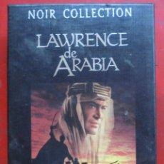 Cine: LAWRENCE DE ARABIA. DOS DVD. Lote 194256375