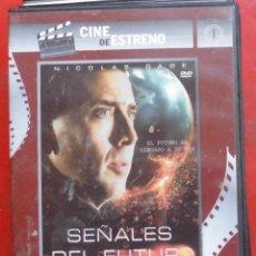 Cine: SEÑALES DEL FUTURO. Lote 194256421