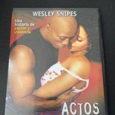 Cine: (14117) ACTOS DESESPERADOS ( DVD SEGUNDA MANO ). Lote 194265422