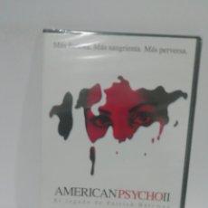 Cine: (DVS6) AMERICANA PSYCHO 2 - DVD SEGUNDA MANO TAPA FINA. Lote 194265593