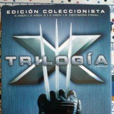 Cine: X-MEN - EDICION COLECCIONISTA LA TRILOGIA. Lote 194265635