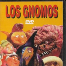 Cine: == D458 - DVD - LOS GNOMOS. Lote 194271812