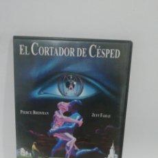 Cine: (DVS5) EL CORTADOR DE CESPED - DVD SEGUNDA MANO TAPA FINA. Lote 194272187