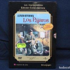 Cine: LOS PAJAROS - DVD . Lote 194279895