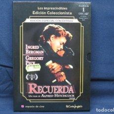 Cinema: RECUERDA - DVD . Lote 194282872