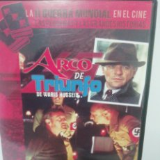 Cine: (DVS4) ARCO DE TRIUNFO - DVD SEGUNDA MANO TAPA FINA. Lote 194289103