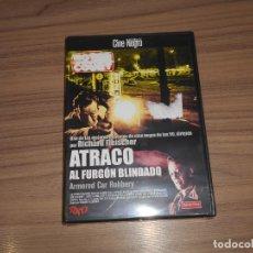 Cine: ATRACO AL FURGON BLINDADO DVD DE RICHARD FLEISCHER CINE NEGRO NUEVA PRECINTADA. Lote 194289111