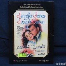 Cine: CARTAS A MI AMADA - DVD . Lote 194289123
