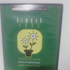Cine: (DVS4) KIMUAK - DVD SEGUNDA MANO TAPA FINA. Lote 194289241