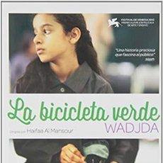 Cine: LA BICICLETA VERDE - HAIFAA AL-MANSOUR . Lote 194289280