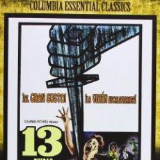 Cine: 13 CHICAS ATERRORIZADAS - 13 FRIGHTENED GIRLS! (NUEVO). Lote 194293228
