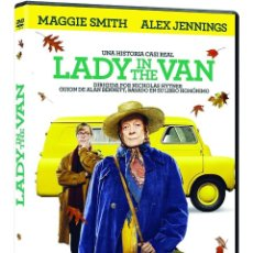 Cine: THE LADY IN THE VAN (NUEVO). Lote 194293266