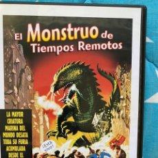 Cine: EL MONSTRUO DE TIEMPOS REMOTOS (DVD). Lote 194296815