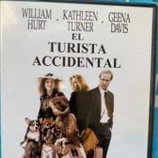 Cine: EL TURISTA ACCIDENTAL (DVD). Lote 194296957