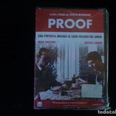 Cine: PROOF - CON RUSSELL CROWE - DVD NUEVO PRECINTADO. Lote 194299607