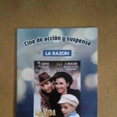 Cine: LA VIDA ES BELLA. NUEVA COLECCION GRANDES TITULOS. LA RAZON. Lote 194300473