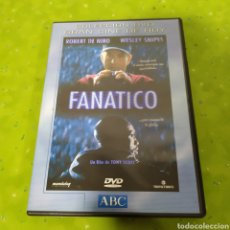Cine: (S186) FANATICO (DVD SEGUNDAMANO). Lote 194318367
