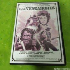 Cine: (S185) LOS VENGADORES (DVD SEGUNDAMANO). Lote 194318525
