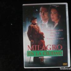 Cine: MILAGRO EN LA CIUDAD - DVD COMO NUEVO. Lote 194318805