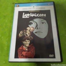 Cine: (S185) LADY HALCON (DVD SEGUNDAMANO). Lote 194318955