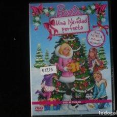 Cine: BARBIE UNA NAVIDAD PERFECTA - DVD NUEVO PRECINTADO. Lote 194318980
