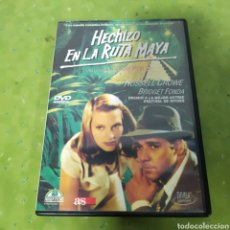 Cine: (S189) HECHIZO EN LA RUTINA MAYA (DVD SEGUNDAMANO). Lote 194328248