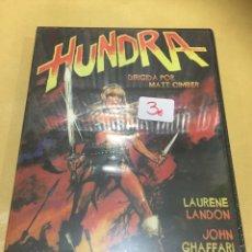 Cine: HUNDRA [ DVD ] - PRECINTADO -. Lote 194328629